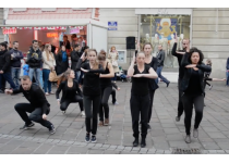 "Camp Flashmob ""Indigne-toi"""