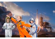 Les aventuriers de l'espace !